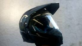 Mt helmet black xl