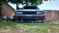 1985 Capri rs 5 speed!! MUST GO!!!! 3000 O.B.O.!!