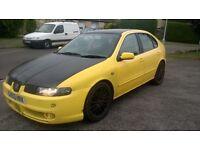 Seat Leon 20v turbo 2003 130k miles £900