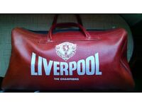 Liverpool Club Genuine Leather Bag