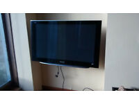 Panasonic Plasma TV with wall mount needs new home