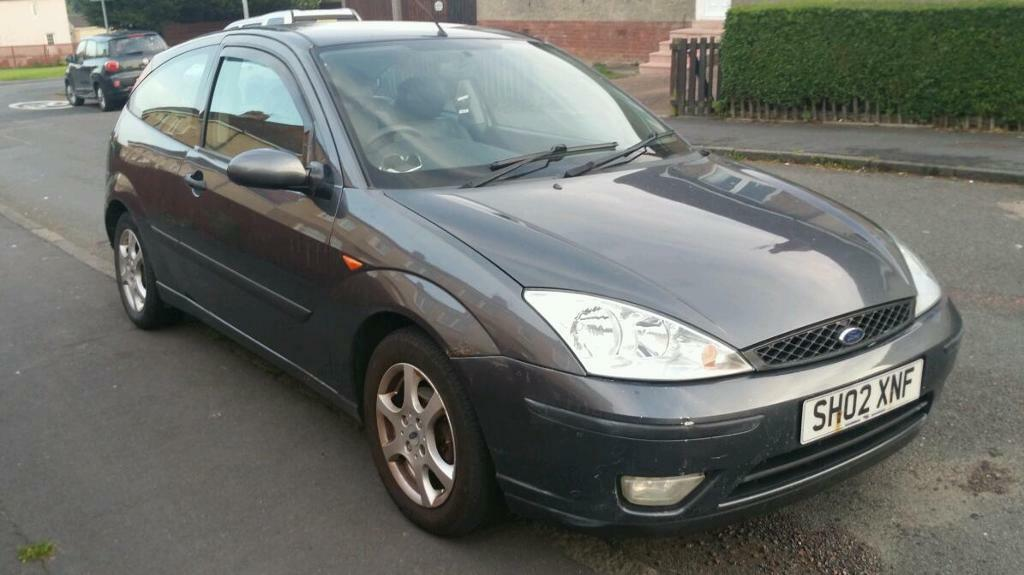Ford Focus Chic 1 6 Magnum Grey In Motherwell North