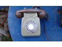 VINTAGE BT PHONE 70'S