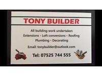 Tony Builder