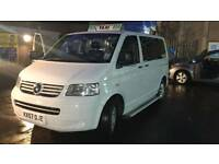 Volkswagen M1 Taxi 7 seater. 2.5tdi. 212k