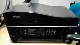 Epson scanner printer
