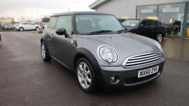 MINI HATCH COOPER 1.6 COOPER GRAPHITE 3d 122 BHP - 360 SPIN ON WEBSITE (grey) 2010