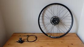 "Shimano Alfine 8 Hub Gear Wheel 26"""