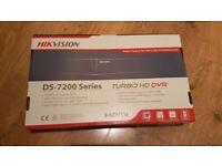 New - Hikvision Turbo HD-DVR 3MP CCTV Digital Video Recorder