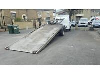 Breakdown recovery transport collection delivery scrap non runner trade plate