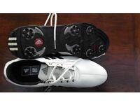 Adidas Tour Dry Golf Shoes Size 46cm UK 11 New unworn