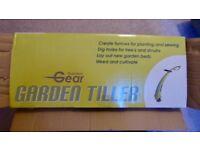 Brand New GARDEN GEAR Garden Tiller
