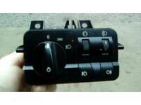 BMW e46 headlight switch's