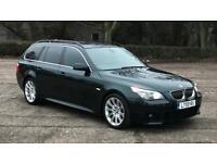 BMW 5 series E61 525 diesel