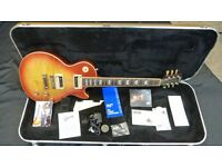 Gibson Les Paul Classic 2015 Inc Gibson Hard Case