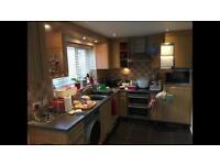 Kitchen worktop and units