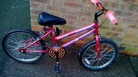 "universal rock chick bike 18"" wheels"