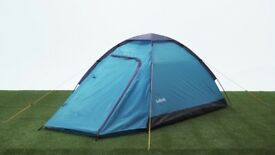 Brand new 2 person tent with porch