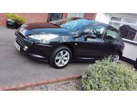 Peugeot 307, 2007, Diesel, Full Valet, Serviced, Full Mot