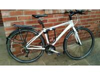 REWARD £120 for return of trek bike.