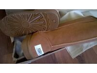 UGG boots size 5.