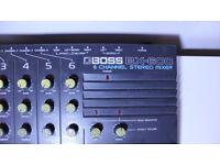 Boss BX-600 Vintage Mixer