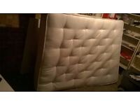 Dreams Kingsize orthopeadic mattress 9 months old (£500 new) central London bargain