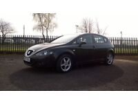 Seat Leon Reference Sport Tdi +1 Year MOT, Warranty, Full History, One previous owner.