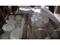 Churchill plates, pasta bowls plus much more