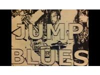 Bass & Drums Required for Jump Blues Band