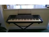 Technics electronic keyboard