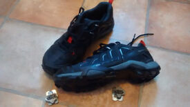 MTB Shimano shoes size 43