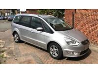 Ford Galaxy 7 seater PCO registered for rent @ £160 per week