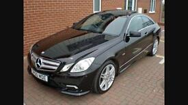 Mercedes e350 sports efficiency Amg