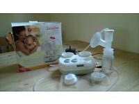 lactaline breast pump