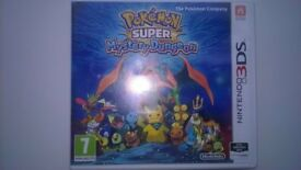 pokemon super mystery dungeon nintendo 3ds game