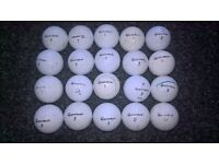 Taylormade Golf Balls (20No)