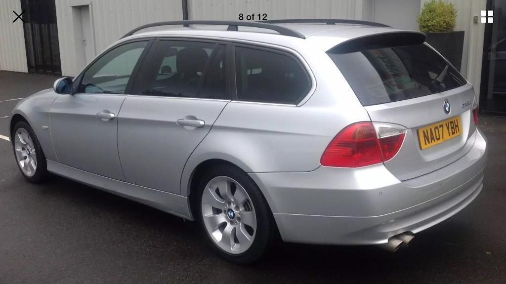 BMW 3 Litre Diesel 325d Tourer