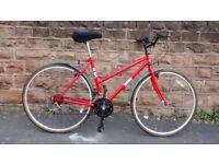 """BRITISH EAGLE RIDGE HYBRID CYCLE 20"""" frame"""