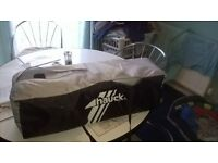 Hauck travel cot for sale