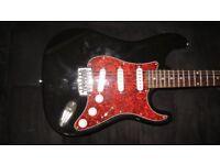 Strat Electric Guitar
