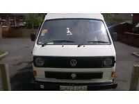 Get yourself a bargain vw t25 campervan