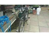 2 Stroke 80cc Motorized Petrol Bike
