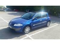 ###Renault megane 2006### 1 Year fresh MoT##Drive great###Quick Sale###