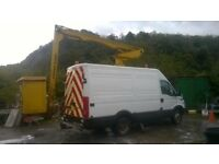 2005 Iveco Cherry picker