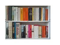 10 Novels Books, Fifty Shades Of Grey, Bridget Jones's Diary, John Grisham, Jeffrey Archer & More