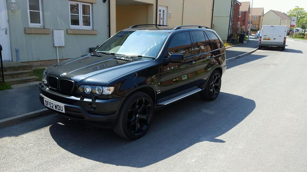 2002 bmw x5 sport v8 in newton abbot devon gumtree. Black Bedroom Furniture Sets. Home Design Ideas
