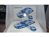 Bodyboards, Inflatable (2), NEW