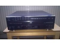 sony cdpc325m cd player separate