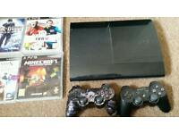 Ps3 2 pads and games